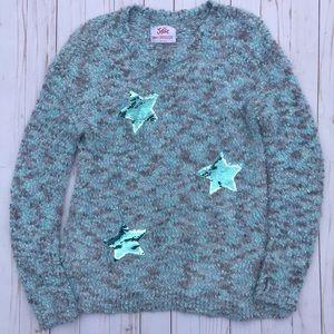 Justice Oversized Sweater